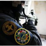 I gis dei Carabinieri. (Foto Instagram)