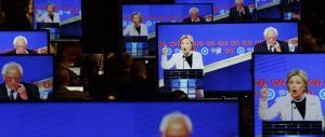 Sanders mette ko la Clinton: «Prendi soldi da Wall Street. E su Gheddafi…»