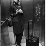 Prima della partenza, (Foto Instagram)