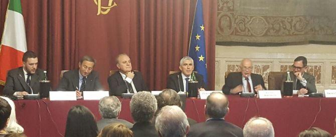 Convegno alla Camera su Donato Lamorte: un amico davvero speciale