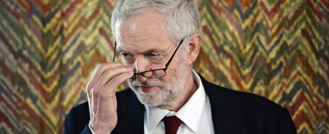 Brexit, ormai è faida nel Labour: «minacce di morte» a Corbyn