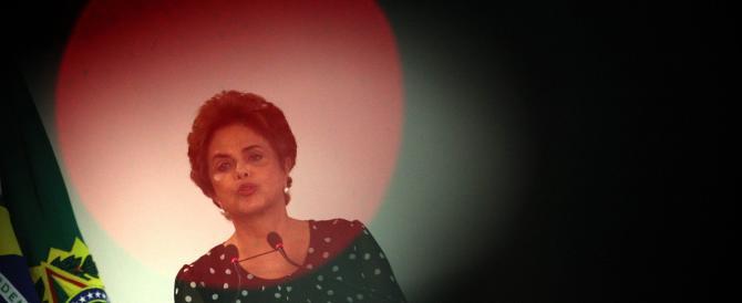 Brasile, anche un attore porno e un ex parà contro la presidentessa Dilma
