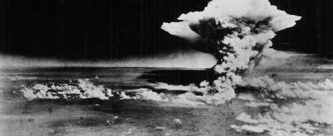 Il mondo s'inchina davanti all'Olocausto di Hiroshima e Nagasaki