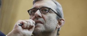 Giachetti, avvilito per i sondaggi, torna in ginocchio da Sel: «Vi aspetto»