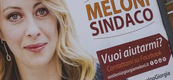 Due arresti per il furto nel comitato elettorale di Giorgia Meloni