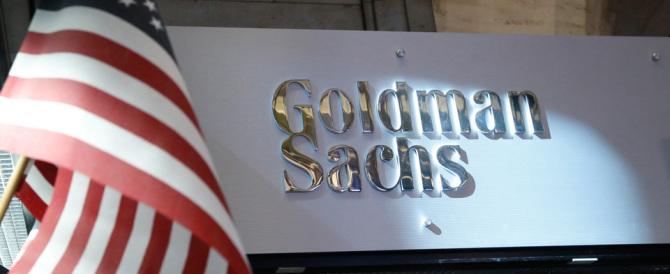 Anche i superbanchieri piangono: Goldman Sachs perde il 40% dei ricavi
