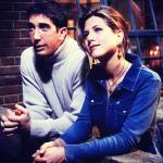 """L'attrice ai tempi di """"Friends"""".  (Foto Instagram)"""