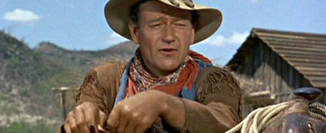 Vietati negli Usa i festeggiamenti per John Wayne. «Era un razzista»