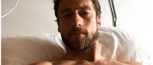 "Claudio Marchisio in clinica: operazione in ""diretta"" su Instagram (Foto)"