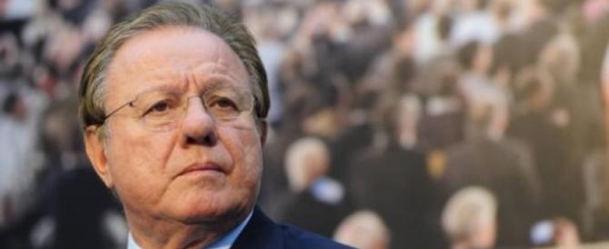 """Matteoli e gli altri big di Forza Italia: """"La scissione? Una fantasticheria"""""""