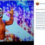 Montis ha partecipato a diverse trasmissioni tv, compreso questa. (Foto Instagram)
