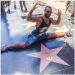 Ad Hollywood. (Foto Instagram)