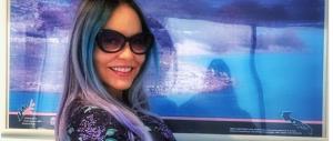 """Sembra la fata coi """"capelli turchini"""", ma è Ornella Muti col nuovo look (Foto)"""