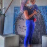 Ornella Muti è nonna.  (Foto Instagram)