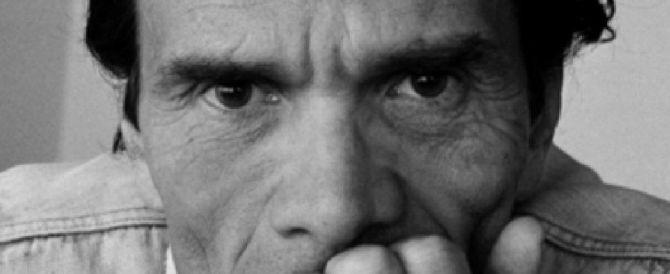 Oltraggio a Pasolini: un gesto ignobile, estraneo all'etica della destra