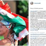 """""""E' il coronamento di anni di sacrifici"""", ha scritto la nuotatrice, dopo avere saputo che sarà la portabandiera a Rio. (Foto Instagram)"""