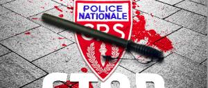 """Campagna choc contro la polizia francese: """"I cittadini non si picchiano"""""""