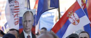 Domenica la Serbia sarà chiamata a scegliere tra Russia e Unione europea