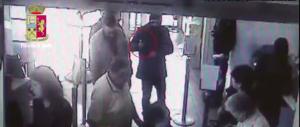 Asti, rapinatori in fuga dopo il colpo. Guarda la spettacolare cattura (VIDEO)