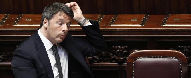 Scandalie migranti, Renzi fa il furbo: finge chenon sia accaduto niente