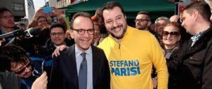 Salvini a Milano: «Votino i sedicenni, altro che i novantenni alla Napolitano»
