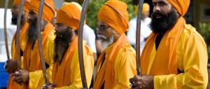 A Milano anche i fieri sikh indiani invocano la liberazione dei nostri marò