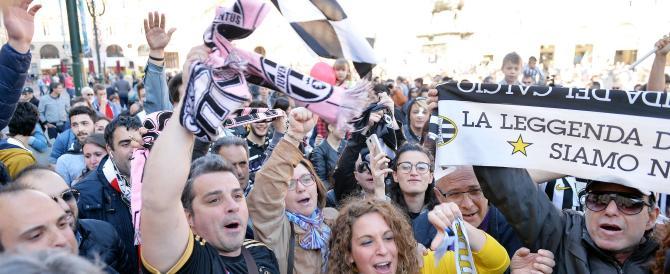 La Roma batte il Napoli e la Juventus conquista lo scudetto