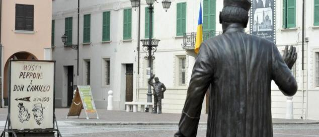 Sciolto il comune di Brescello, sconfitti Peppone e don Camillo…