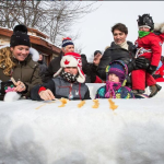 """Una delle tante foto """"famigliari"""" del presidente canadese.  (Foto Instagram)"""