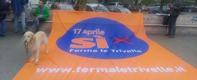 Il 17 aprile alle urne per far capire che siamo ancora un Paese normale