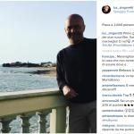 """Che meraviglia, però!"". (Foto Instagram)"