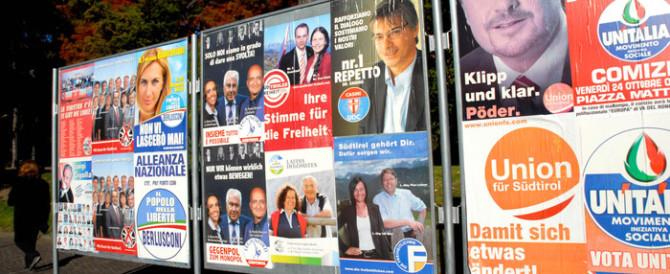 Bolzano al ballottaggio: sfida tra Pd e centrodestra. Exploit di CasaPound