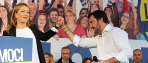 Unioni gay: Meloni vuole l'obiezione di coscienza, Salvini la disobbedienza