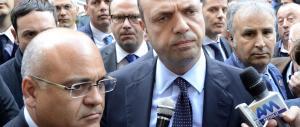 """Sul ddl prescrizione Alfano contro Renzi: """"Scelga tra noi e i giustizialisti"""""""