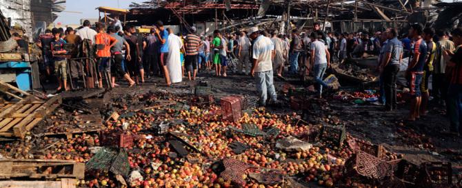 L'Isis rivendica sul web gli attentati a Baghdad: 54 morti e 90 feriti