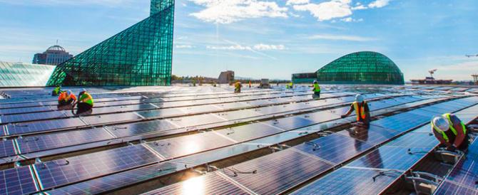 Florida, nasce una città solo a energia solare: le prime case nel 2017