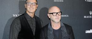 Dolce & Gabbana, ricorso alla Ue contro l'aggio Equitalia: «È un aiuto di Stato»