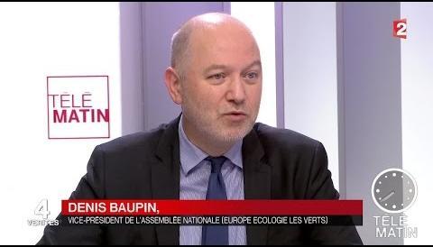 """Parigi, deputato """"verde"""" costretto a dimettersi per molestie sessuali"""