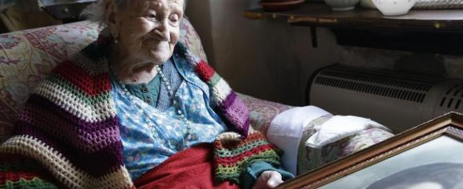 La più anziana del mondo muore a 116 anni. Ora la più longeva vive in Italia