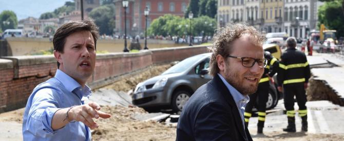 Firenze, per il crollo del lungarno Torrigiani non ci saranno colpevoli (video)