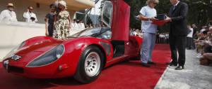 La Ferrari di Mastroianni e la Jaguar di Cark Gable: auto da sogno in mostra