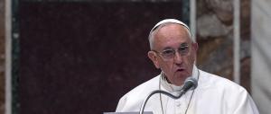 Il Papa sferza l'Europa: «È sterile e stanca come un vecchia nonna»