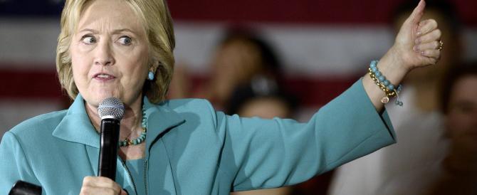 Hillary ora a paura e si appresta a una sofferta scelta del vice