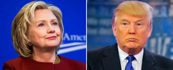 Per la Cnn Hillary vincerebbe su Trump. Ma un altro sondaggio dice che…