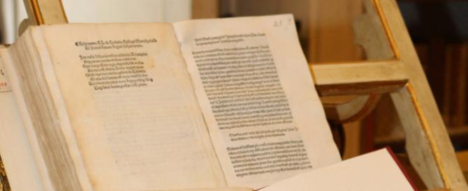 «Ho scoperto l'America». Ritrovata la lettera scritta da Colombo nel 1493
