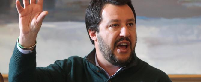 Salvini all'attacco di Berlusconi: «Il leader del centrodestra sono io»