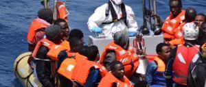 Bruxelles conferma: l'Italia è tra i Paesi che accolgono più migranti