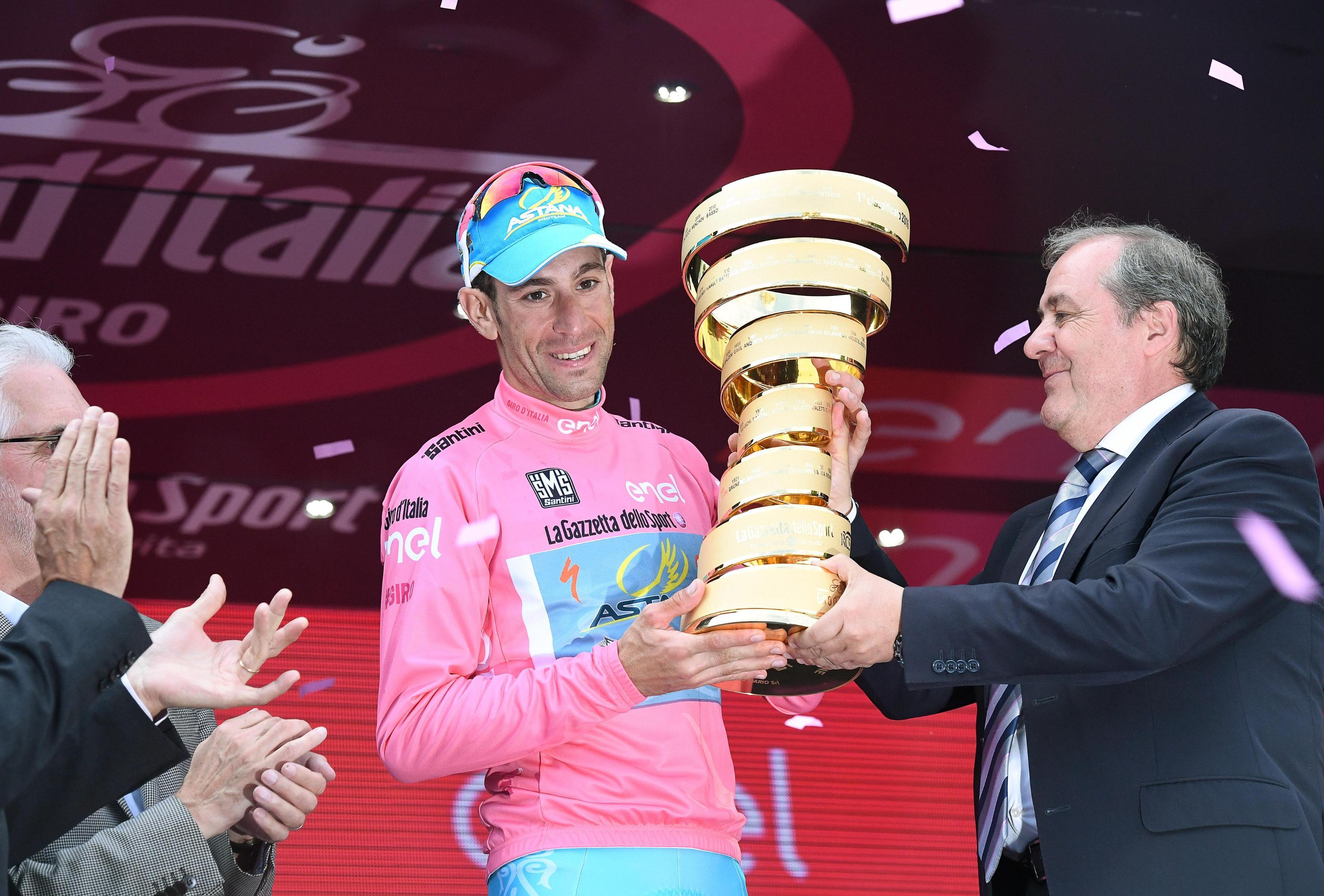 Nibali ha vinto il Giro d'Italia 2016: corsa trionfale fino a Torino