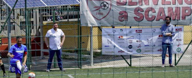 Cannavaro: a Napoli sport essenziale per i giovani, ma i campetti sono chiusi