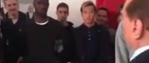 """Milan, Berlusconi ai calciatori: """"Se giocate così non vi pago"""" (video)"""